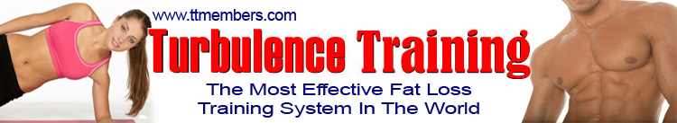 Turbulence Training Membership site that will help you to lose fat, build muscle, and burn calories, with abdominal exercise fitness workouts, nutrition information discussion forums, to burn fat with muscle building weight loss exercise